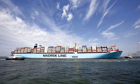 Maersk ordering 10 'mega' ships: report