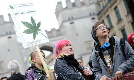Greens, conservatives want weed legalized