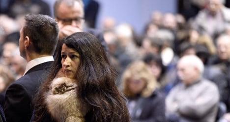 Charlie Hebdo writer may lose job amid infighting