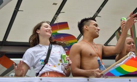 Denmark 'lagging behind' on LGBT rights