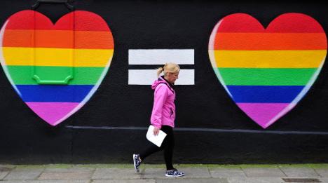 Ireland vote builds gay marriage momentum