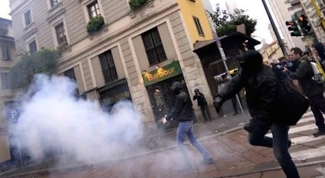 Ticked off Rolex slaps Italian PM on wrist