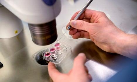 IVF bid for Swedish singles moves forward