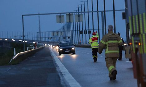 Real-life police drama on Denmark's 'The Bridge'