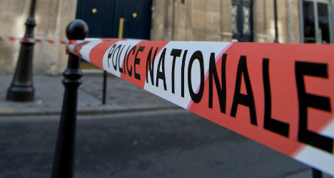 Paris couple found in flat with throats slit