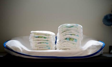 Swedish firm SCA in Colombian diaper probe
