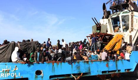 Italy fourth in EU for granting asylum