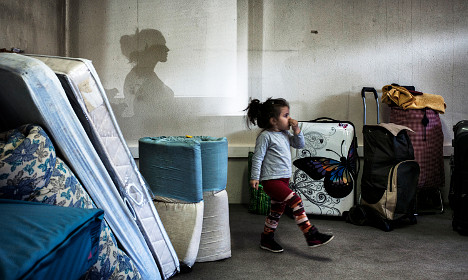 Lots more asylum seekers call France home