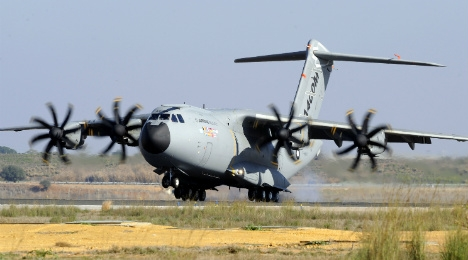 Airbus warns of engine bug after A400 crash