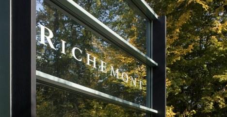 Richemont confirms financial losses cut profit