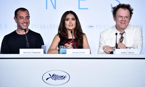 Italian fantasy film wins Cannes hearts