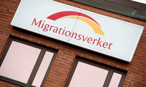 Refugees to Sweden left in six-month limbo