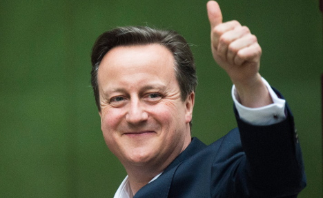 UK election puts Germany in the spotlight
