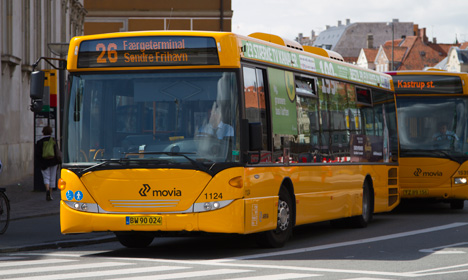 Danish bus ads on Israeli settlements halted