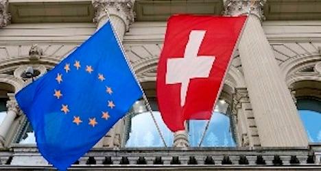 Switzerland signs tax evasion accord with EU