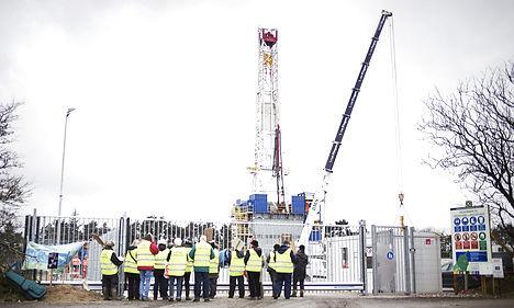 First Danish fracking site shut down by authorities