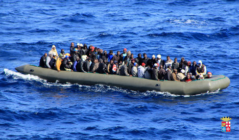 'EU must protect rights of deported migrants'