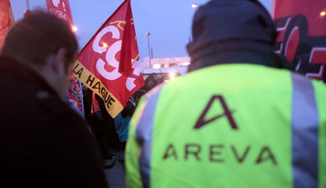 French nuclear giant Areva to cut 6,000 jobs