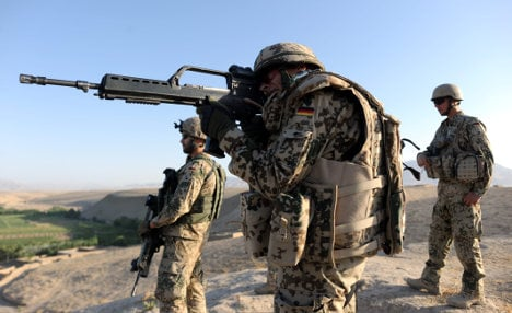 Army chief calls for 'massive' funding boost