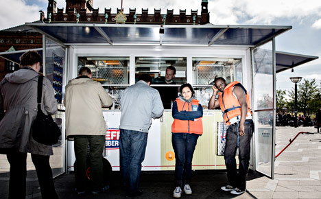 Denmark's asylum debate takes centre stage