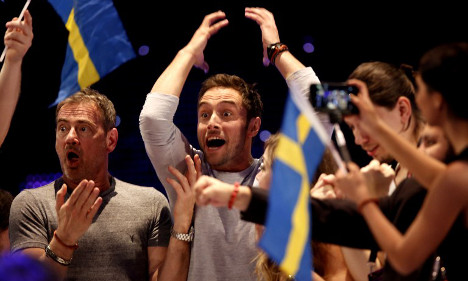 Sweden wins 2015 Eurovision Song Contest