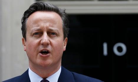 Sweden debates shock British election win