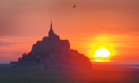 The best places to watch the sun set in France