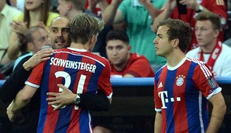 Barca dash Bayern Champs League hopes