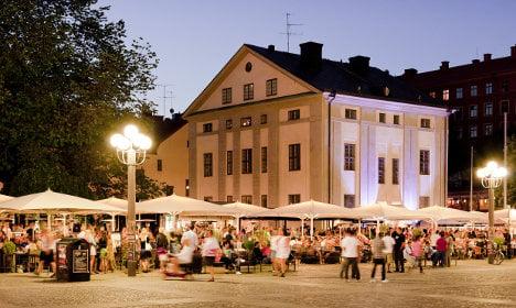 Spike in 'continental' drinking in Sweden