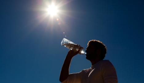 Spain's May heatwave breaks records