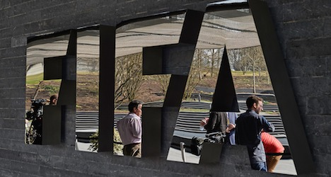 Fifa rocked by US racketeering charges