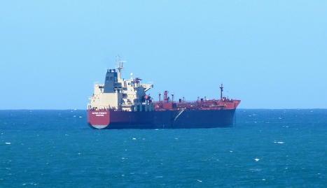 Iranian military fire on Norwegian ship