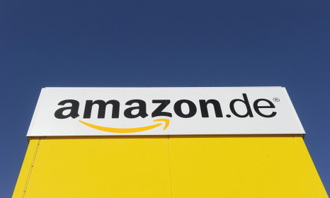 Amazon 'paying local tax on sales in Germany'