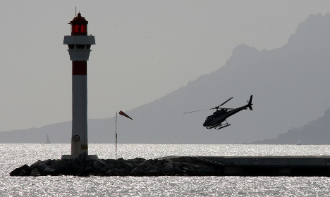 Uber launches helicopter service for Cannes
