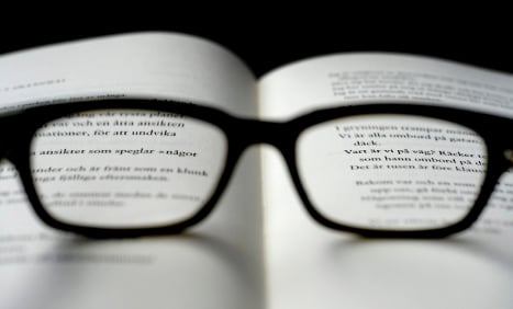 'Fake' eyesight course pulled by Sweden school