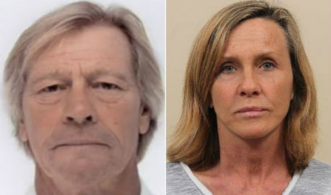Police manhunt: Have you seen this couple?