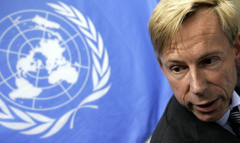 Swedish whistleblower's suspension lifted by UN
