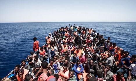 Denmark's 'sad' position in EU asylum plan