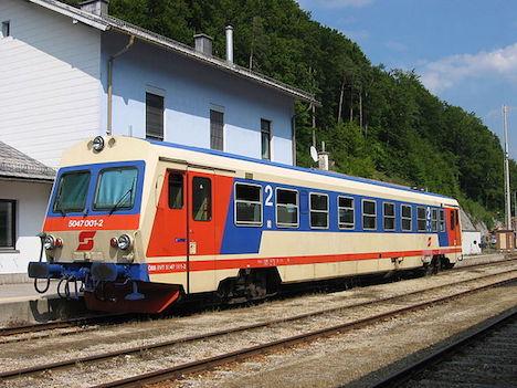 Driver in Purgstall train crash 'had no license'