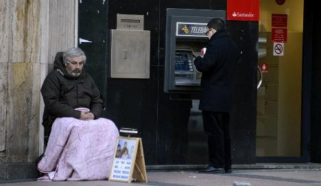 Gap widens between Spain's rich and poor