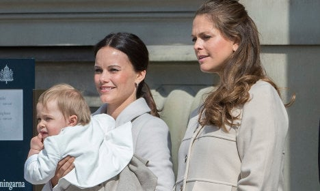 Could Sweden get a new princess this summer?