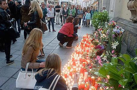 Graz in shock after deadly street rampage