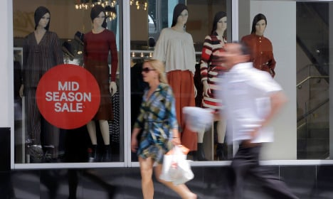 Swedish retail giant H&M enjoys soaring profits