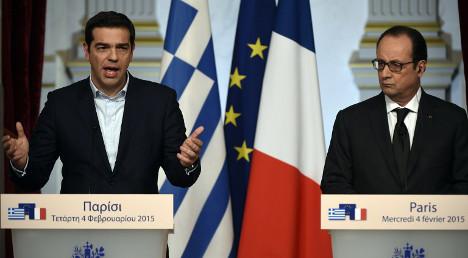 Greeks have right to decide future: Hollande