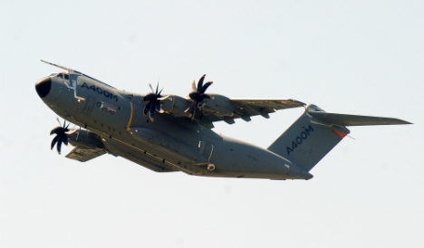 A400M takes to the skies, 6 weeks after fatal crash