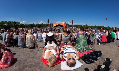 Roskilde and NorthSide festivals sell out