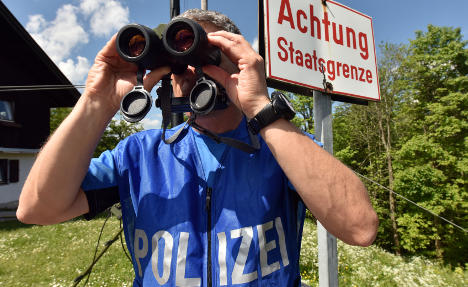 Police start 'manhunt' in the name of love