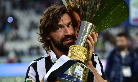 Pirlo ready for New York move: report