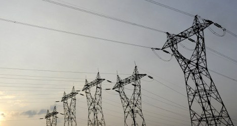 French pensioner cuts off power to Spain