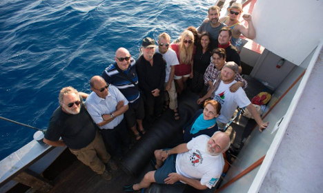 Swedish Ship to Gaza boarded by Israeli troops